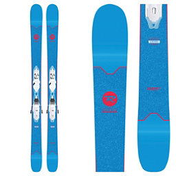 Rossignol Sassy 7 Womens Skis with Xpress 10 Bindings 2019, , 256