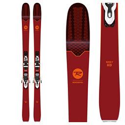 910d5aa486 Rossignol Seek 7 HD Skis with Xpress 11 Bindings 2019