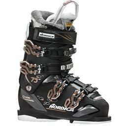 abb27ebf158 Nordica Cruise 75 W Womens Ski Boots 2019, Black-Anthracite-Bronze, 256