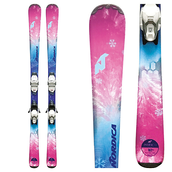Nordica Astral 74 CA Womens Skis with TP2 FDT Bindings, , 600