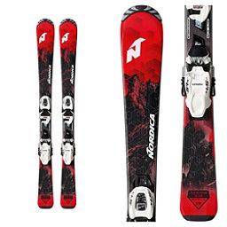 Nordica Navigator 4.5 L Kids Skis with FDT 4.5 Bindings 2019, , 256