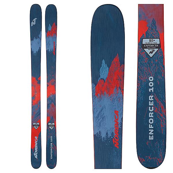 Nordica Enforcer 100 Skis, , 600