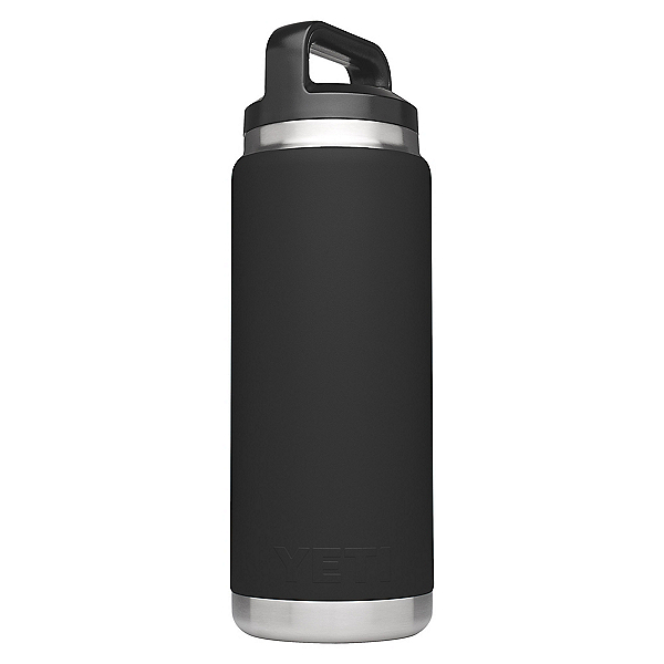YETI Rambler 26oz Bottle, Black, 600