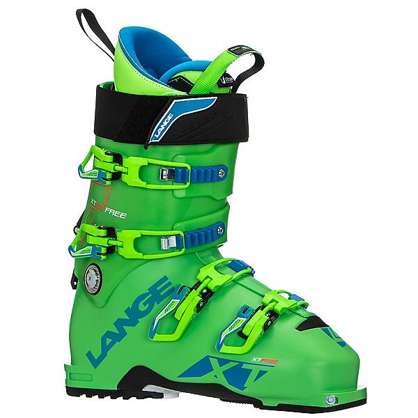 Lange XT Free 130 Ski Boots 2020, Green, 600