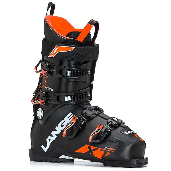 Lange XT Free 100 Ski Boots, Black, 600