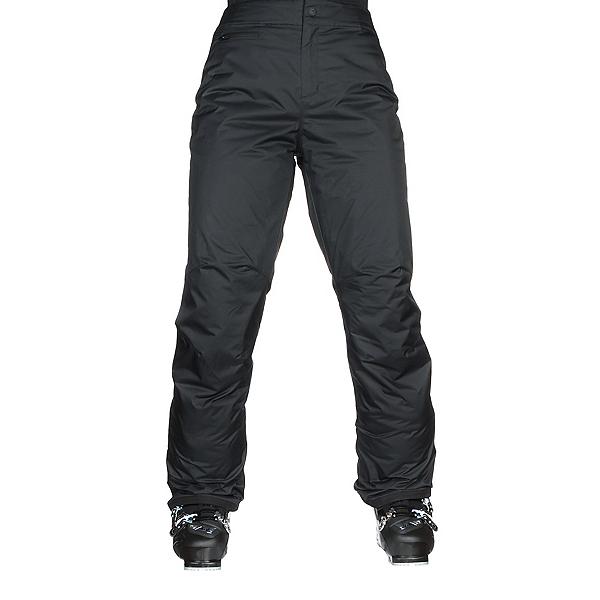 Obermeyer Sugarbush Short Womens Ski Pants, Black, 600