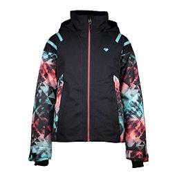 Obermeyer Taja Print Girls Ski Jacket, Wild West, 256