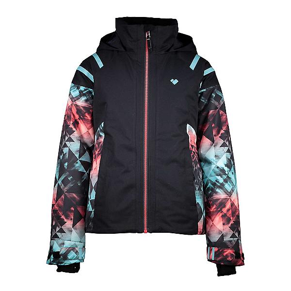Obermeyer Taja Print Girls Ski Jacket, , 600