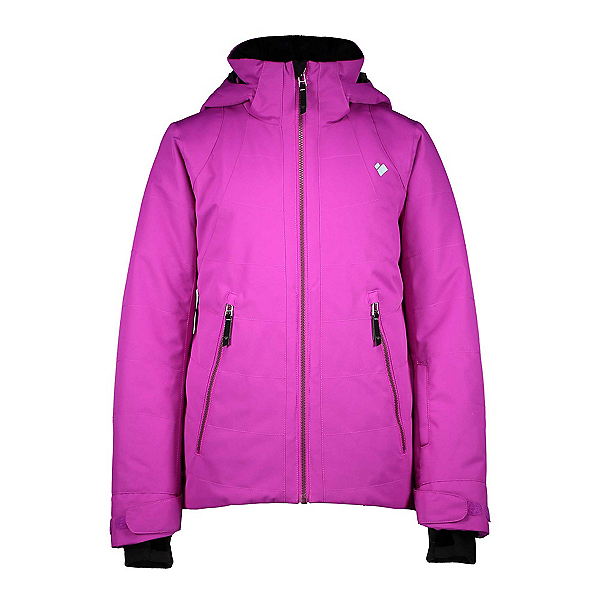 Obermeyer Haana Girls Ski Jacket 2019, Violet Vibe, 600