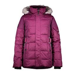 Obermeyer Tess Girls Ski Jacket, Metal Magenta, 256