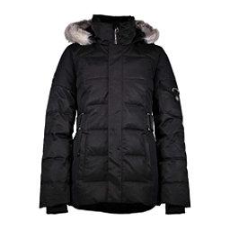 Obermeyer Tess Girls Ski Jacket, Black, 256