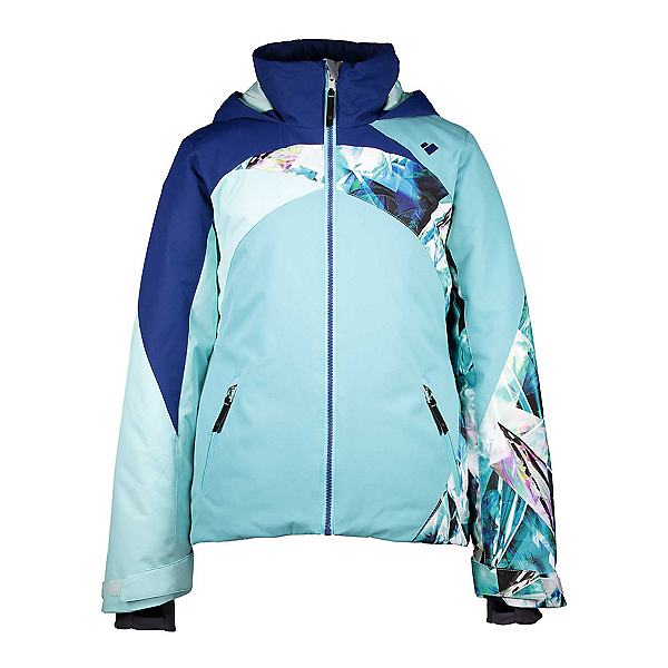 Obermeyer Tabor Girls Ski Jacket, Dusk, 600