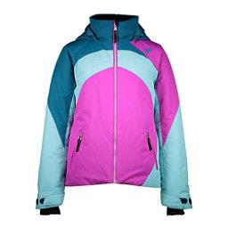 Obermeyer Tabor Girls Ski Jacket, Cove, 256