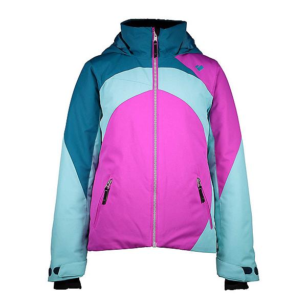 Obermeyer Tabor Girls Ski Jacket, Cove, 600