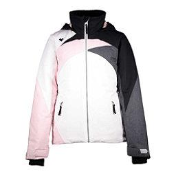 Obermeyer Tabor Girls Ski Jacket, Demi Pink, 256