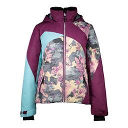 Obermeyer Tabor Girls Ski Jacket, Vera Camo, 256