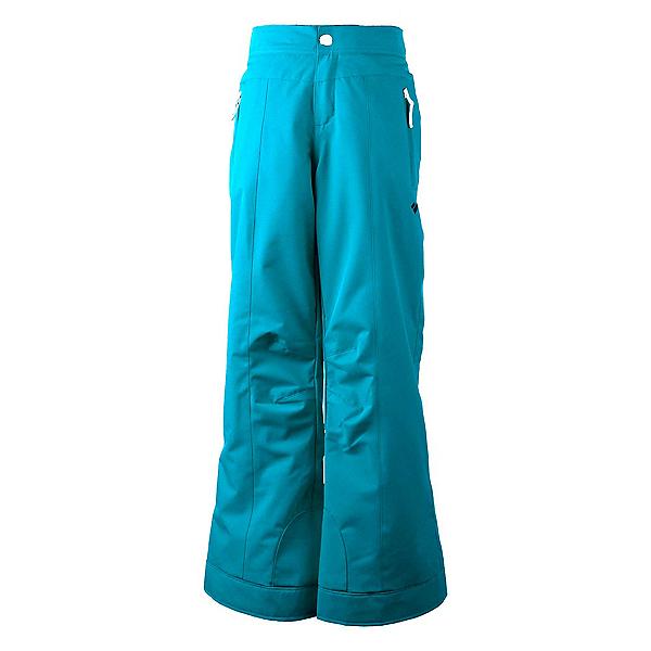 Obermeyer Brooke Girls Ski Pants, Laguna Cay, 600