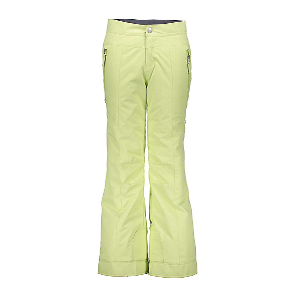 Obermeyer Brooke Girls Ski Pants 2019, Citron, 600