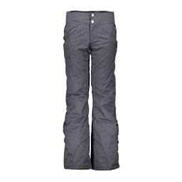 Obermeyer Jessi Girls Ski Pants, Ebony, 256