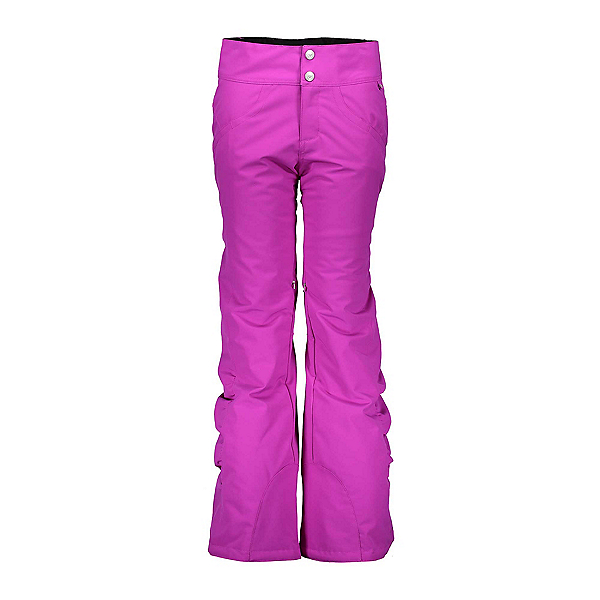 Obermeyer Jessi Girls Ski Pants, Violet Vibe, 600