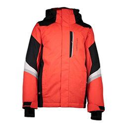 Obermeyer Fleet Boys Ski Jacket, Red, 256