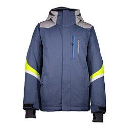 Obermeyer Fleet Boys Ski Jacket, Trident, 256