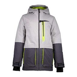 Obermeyer Axel Boys Ski Jacket, Overcast, 256