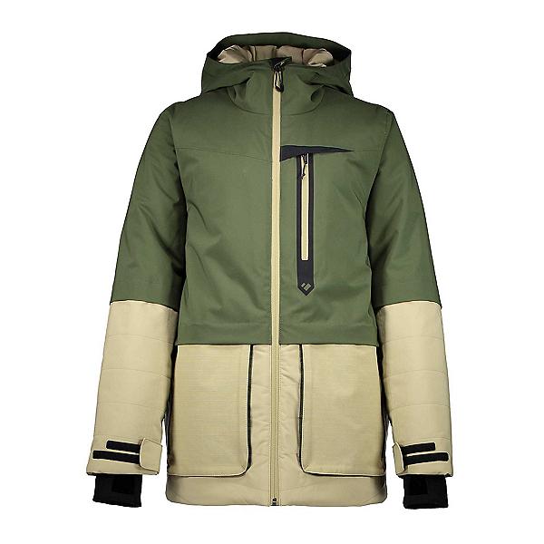Obermeyer Axel Boys Ski Jacket, Canopy, 600