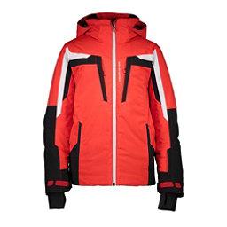 Obermeyer Mach 9 Boys Ski Jacket, Red, 256