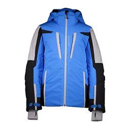 Obermeyer Mach 9 Boys Ski Jacket, Stellar Blue, 256