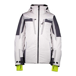 Obermeyer Mach 9 Boys Ski Jacket, Fog, 256