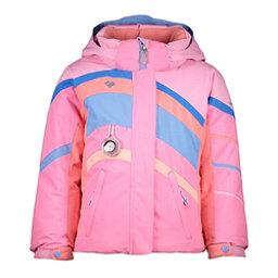 Obermeyer Shimmy Toddler Girls Ski Jacket, Positively Pink, 256