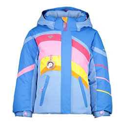 Obermeyer Shimmy Toddler Girls Ski Jacket, Bo Peep Blue, 256