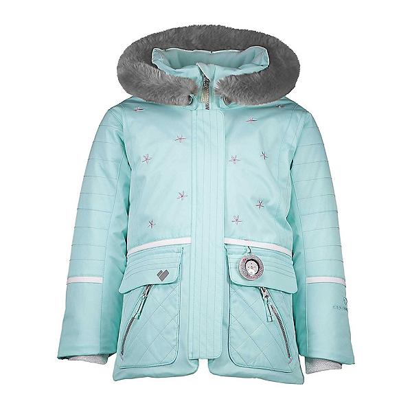 Obermeyer Lindy Toddler Girls Ski Jacket 2019, , 600