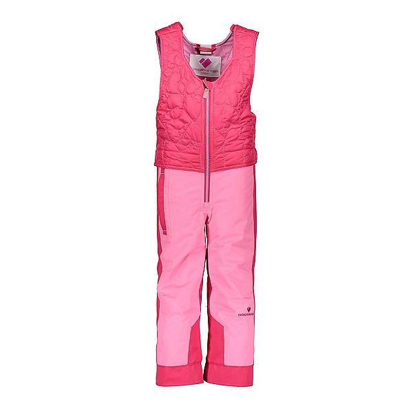 Obermeyer Ober-All Bib Toddler Girls Ski Pants, , 600