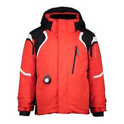 Obermeyer Kestrel Toddler Ski Jacket, Red, 256