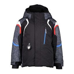 Obermeyer Kestrel Toddler Ski Jacket, Theorum Print, 256