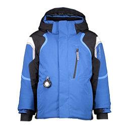 Obermeyer Kestrel Toddler Ski Jacket, Captain Blue, 256
