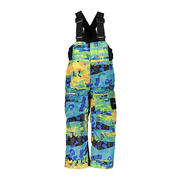 Obermeyer Volt Novelty Toddler Boys Ski Pants, Land And Sea Camo, 600