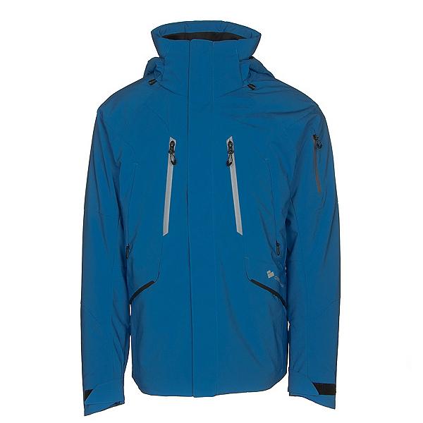 Obermeyer Troika System Mens Insulated Ski Jacket, East Wind Blue, 600
