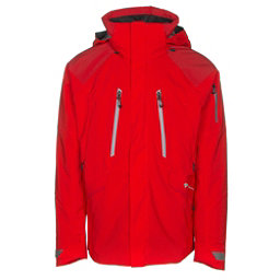 Obermeyer Troika System Mens Insulated Ski Jacket, Red, 256