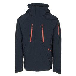 Obermeyer Troika System Mens Insulated Ski Jacket, Nocturnal Blue, 256