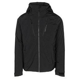 Obermeyer Foundation Mens Insulated Ski Jacket, Black, 256