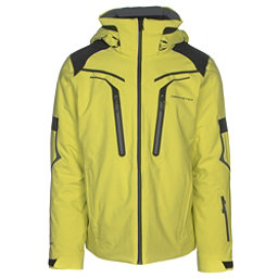 Obermeyer Charger Mens Insulated Ski Jacket, Flare, 256