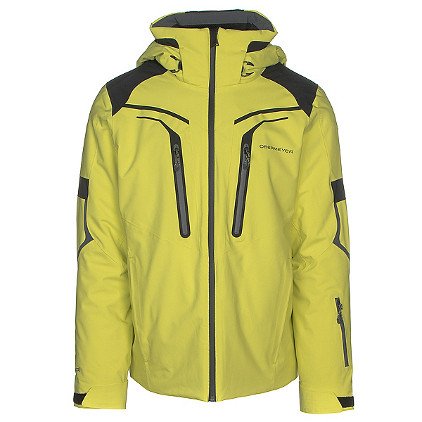 Obermeyer Charger Mens Insulated Ski Jacket, , 600