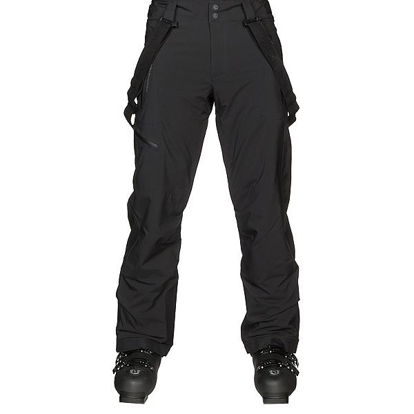 Obermeyer Force Suspender Mens Ski Pants, Black, 600