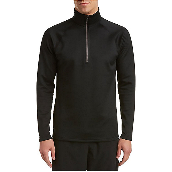 FERA Lounger Half Zip Mens Mid Layer 2018, , 600