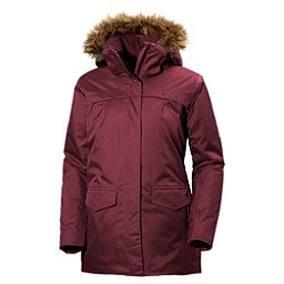 Helly Hansen Sophie Womens Insulated Ski Jacket, Port, 256
