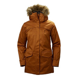 Helly Hansen Sophie Womens Insulated Ski Jacket, Cinnamon, 256