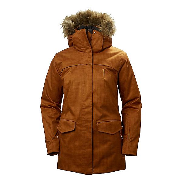 Helly Hansen Sophie Womens Insulated Ski Jacket, Cinnamon, 600